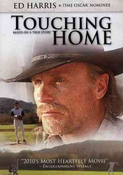 Touching home cover image