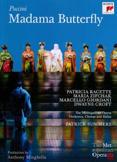 Madama Butterfly cover image