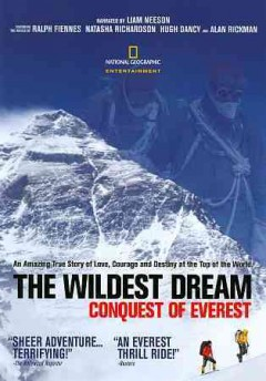 The wildest dream conquest of Everest cover image