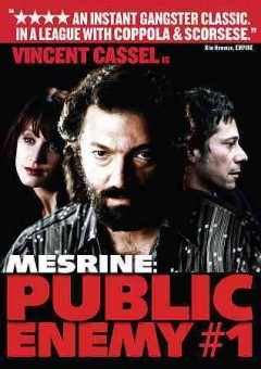 Mesrine. Public enemy #1 cover image