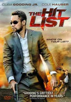 The hit list cover image