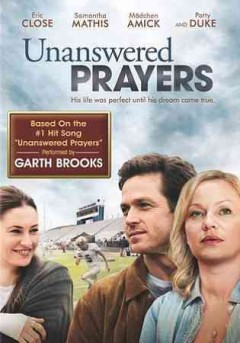 Unanswered prayers cover image