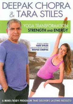 Yoga transformation. Strength and energy cover image