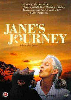 Jane's journey cover image
