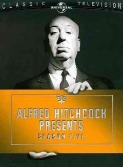Alfred Hitchcock presents. Season 5 cover image