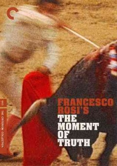 The moment of truth cover image
