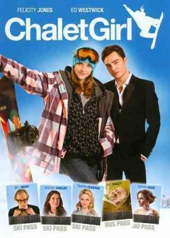 Chalet girl cover image