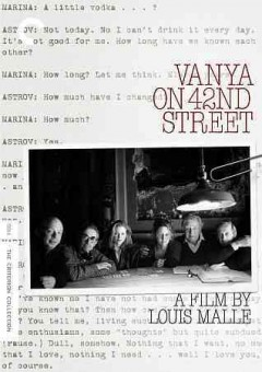 Vanya on 42nd street cover image