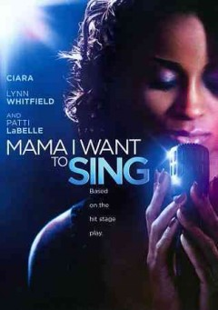 Mama I want to sing cover image