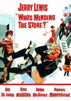 Who's minding the store? cover image