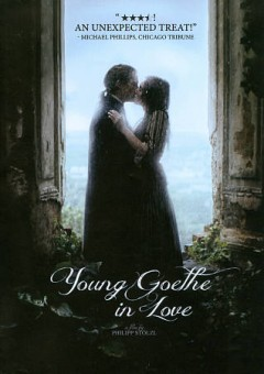 Young Goethe in love cover image