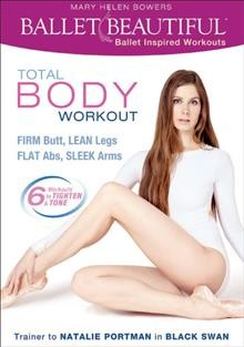 Ballet beautiful total body workout cover image