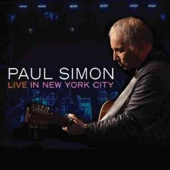 Live in New York City cover image