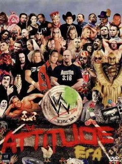 WWE. The attitude era cover image