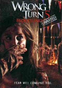 Wrong turn 5 bloodlines cover image