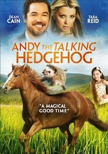 Andy the talking hedgehog cover image