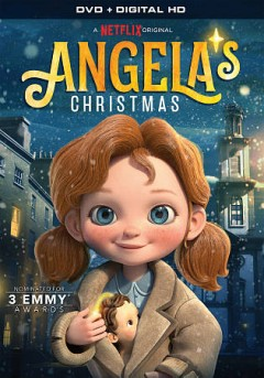 Angela's Christmas cover image
