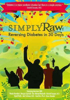 Simply raw reversing diabetes in 30 days cover image