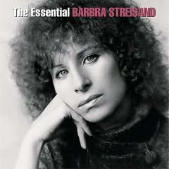 The essential Barbra Streisand cover image