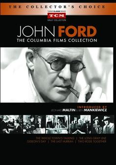 John Ford the Columbia films collection cover image