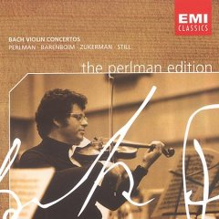 Back violin concertos cover image