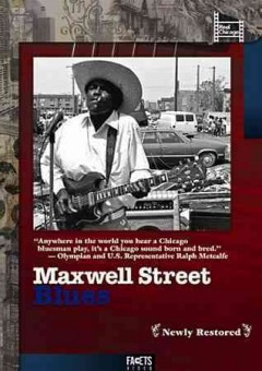 Maxwell Street blues cover image