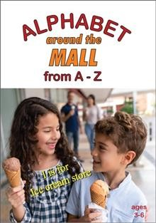 Alphabet around the mall from A - Z cover image