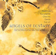 Angels of ecstasy cover image