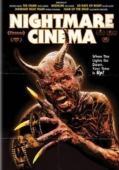 Nightmare cinema cover image