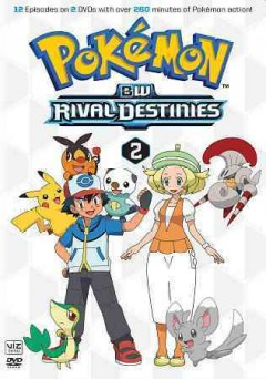 Pokemon. Black and white. Rival destinies. set 2 cover image