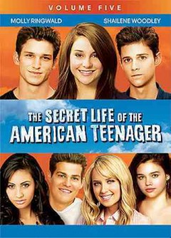 The secret life of the American teenager. Season 3, part 1 cover image