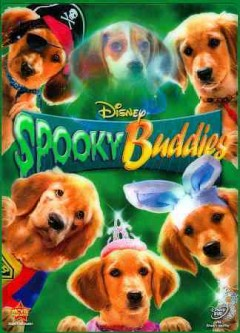 Spooky buddies cover image