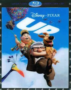Up [3D Blu-ray + Blu-ray + DVD combo] cover image