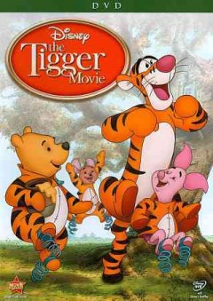 The Tigger movie cover image