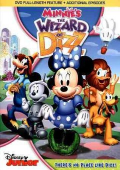 Minnie's The wizard of Dizz cover image