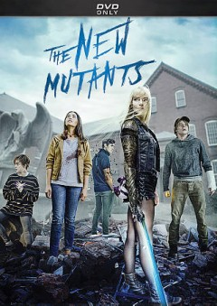 The New Mutants cover image