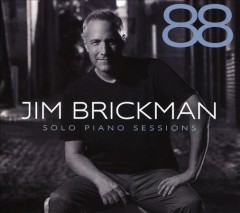 88 solo piano sessions cover image