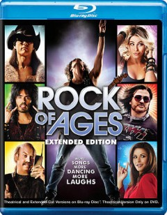 Rock of ages [Blu-ray + DVD combo] cover image