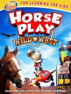 Horseplay. Wild west cover image