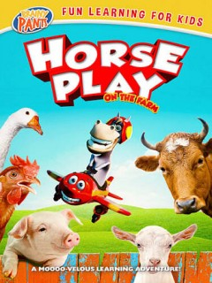 Horseplay. On the farm cover image