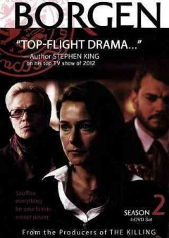 Borgen. Season 2 cover image