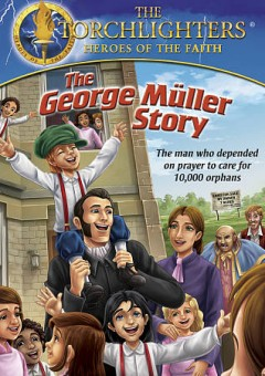 The George Muller story cover image