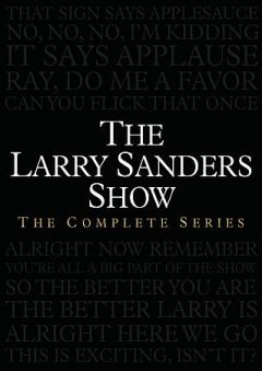 The Larry Sanders show. Season 1 cover image