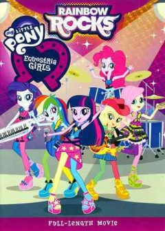 Rainbow rocks cover image