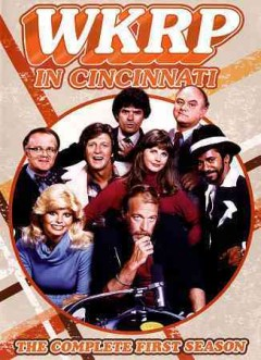 WKRP in Cincinnati. Season 1 cover image