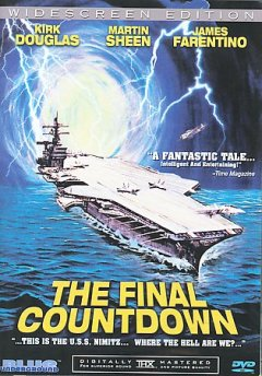 The final countdown cover image
