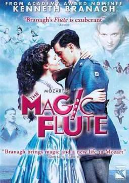The magic flute cover image