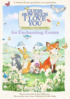 Guess how much I love you. An enchanting Easter cover image