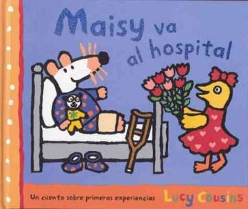 Maisy va al hospital cover image