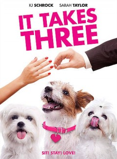 It takes three cover image